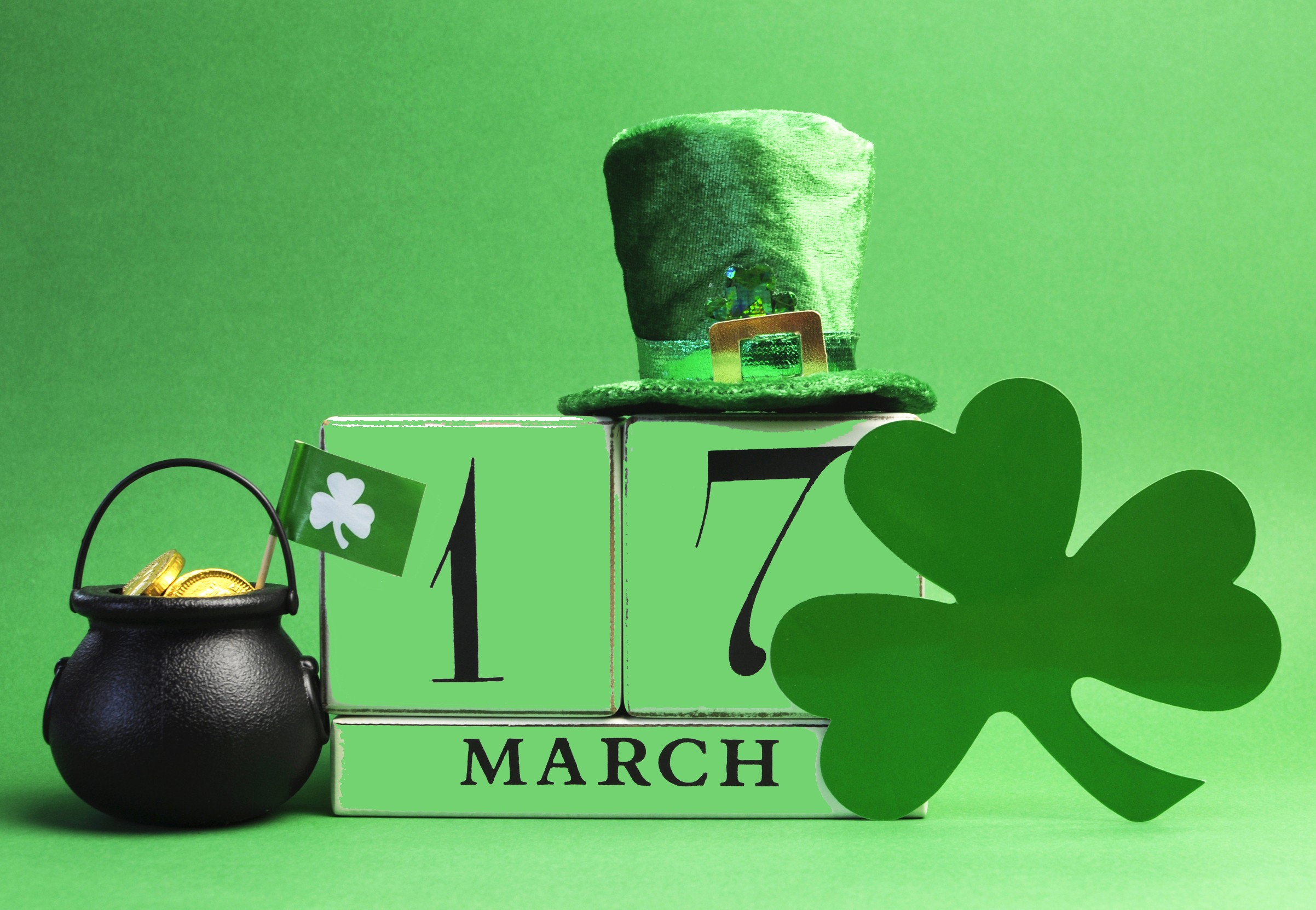 St Patricks Day Wallpapers HD 2404x1663