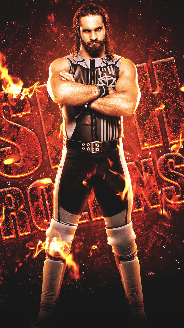 Seth Rollins Wallpapers   Top Seth Rollins Backgrounds 750x1334