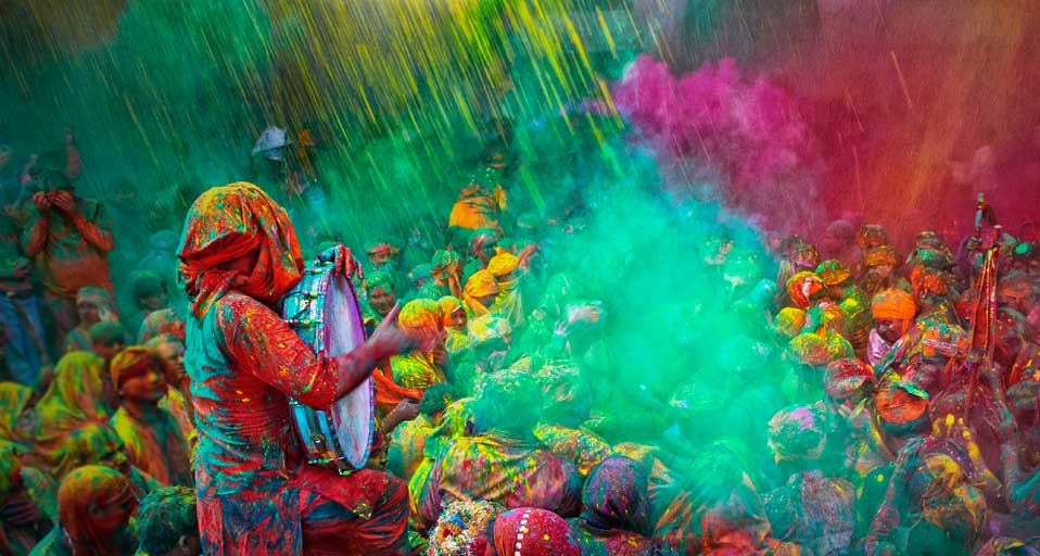 Holi HD Wallpapers Cool Images 958x512