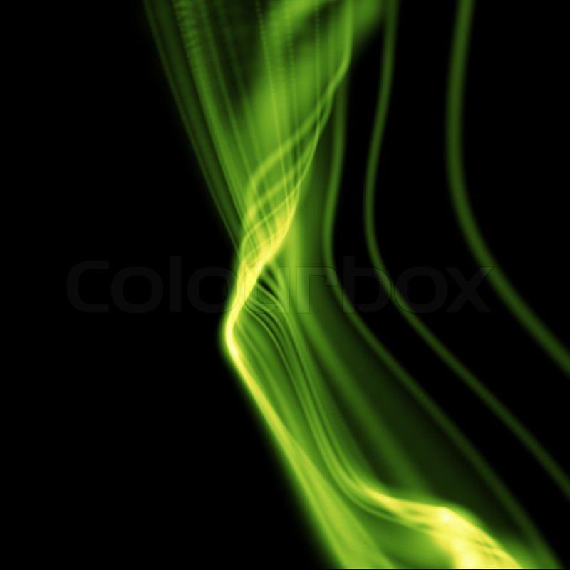 Images Of Abstract Windows Green Neon Calto