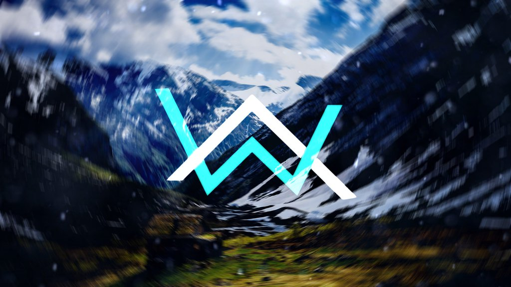 Alan Walker Wallpaper 1 4k by FoxtrotSnow 1024x576