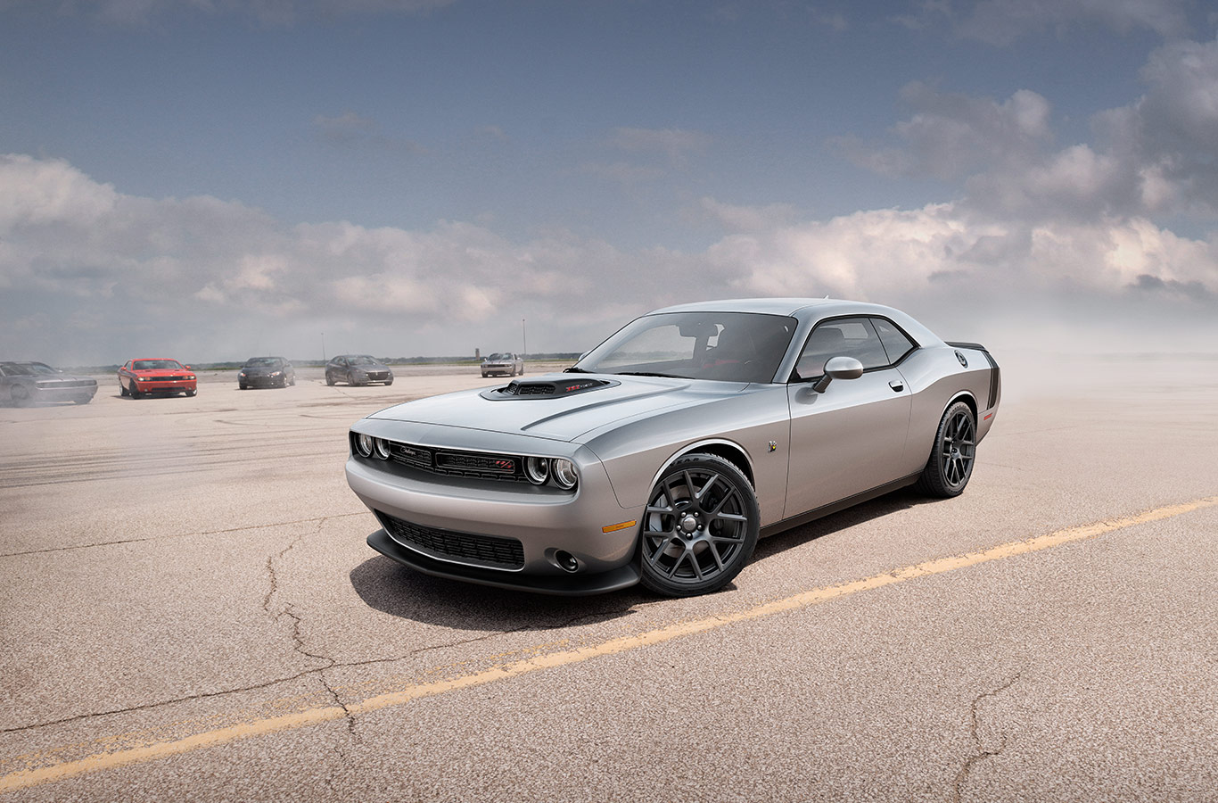 2015 Dodge Challenger Wallpaper picture size 1366x900 posted by 1366x900