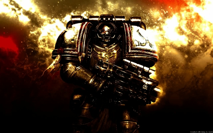 Warhammer 40k Wallpaper Space Marines Warhammer 40k Space Marines 728x455