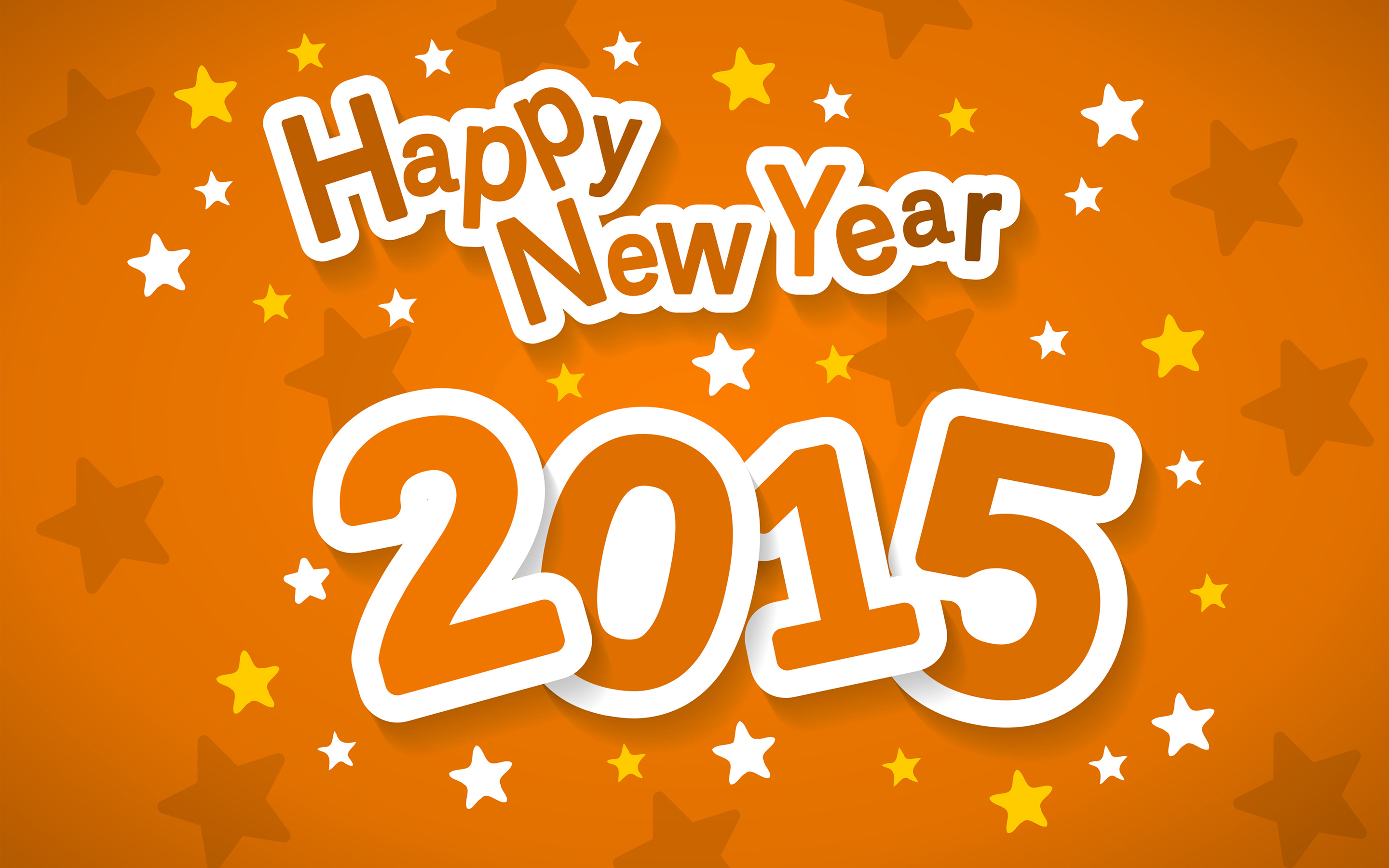 Happy New Year 2015 4137915 2880x1800 All For Desktop 2880x1800