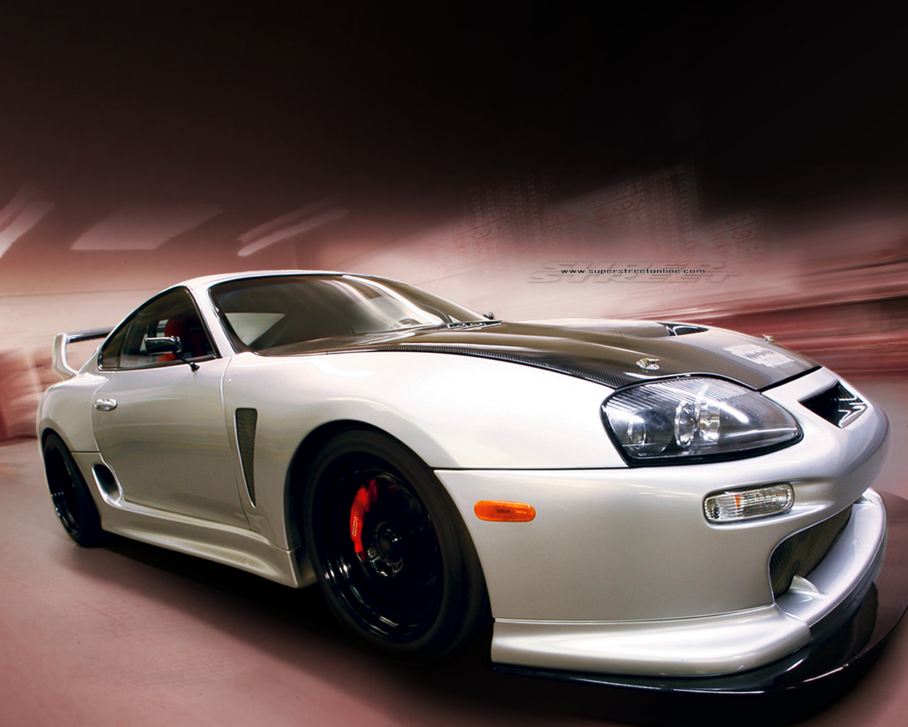 Luxury Cars Toyota Supra Cars Wallpaper 1280x1024