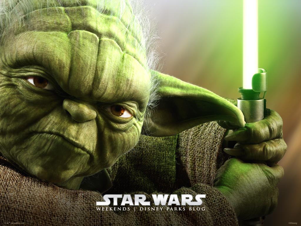 Star Wars Weekends Yoda 1024x768
