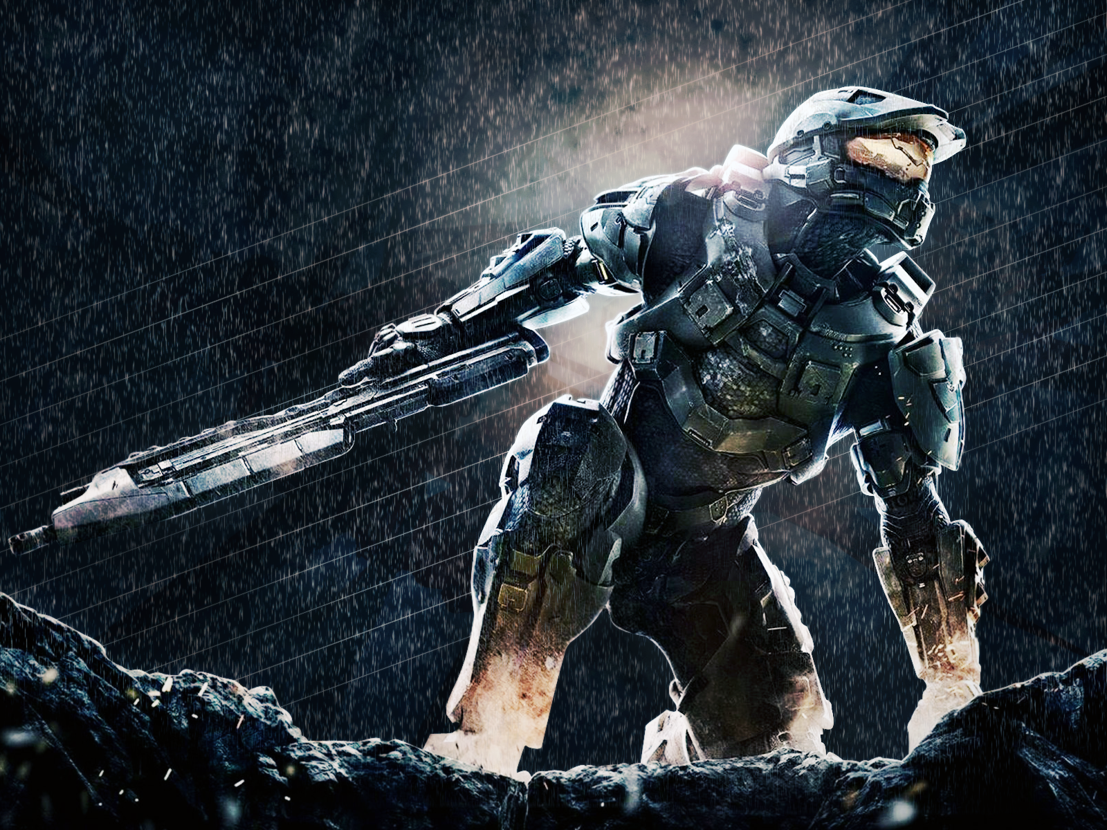 Free Download Halo 4 Master Chief Wallpaper By Zehbehdee D5kob55