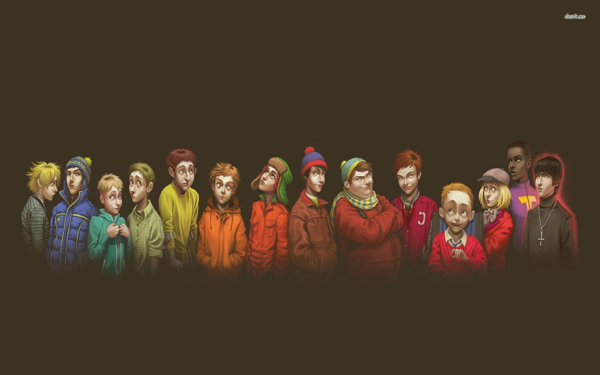 South Park wallpaper   Cartoon wallpapers   7121 1920x1200