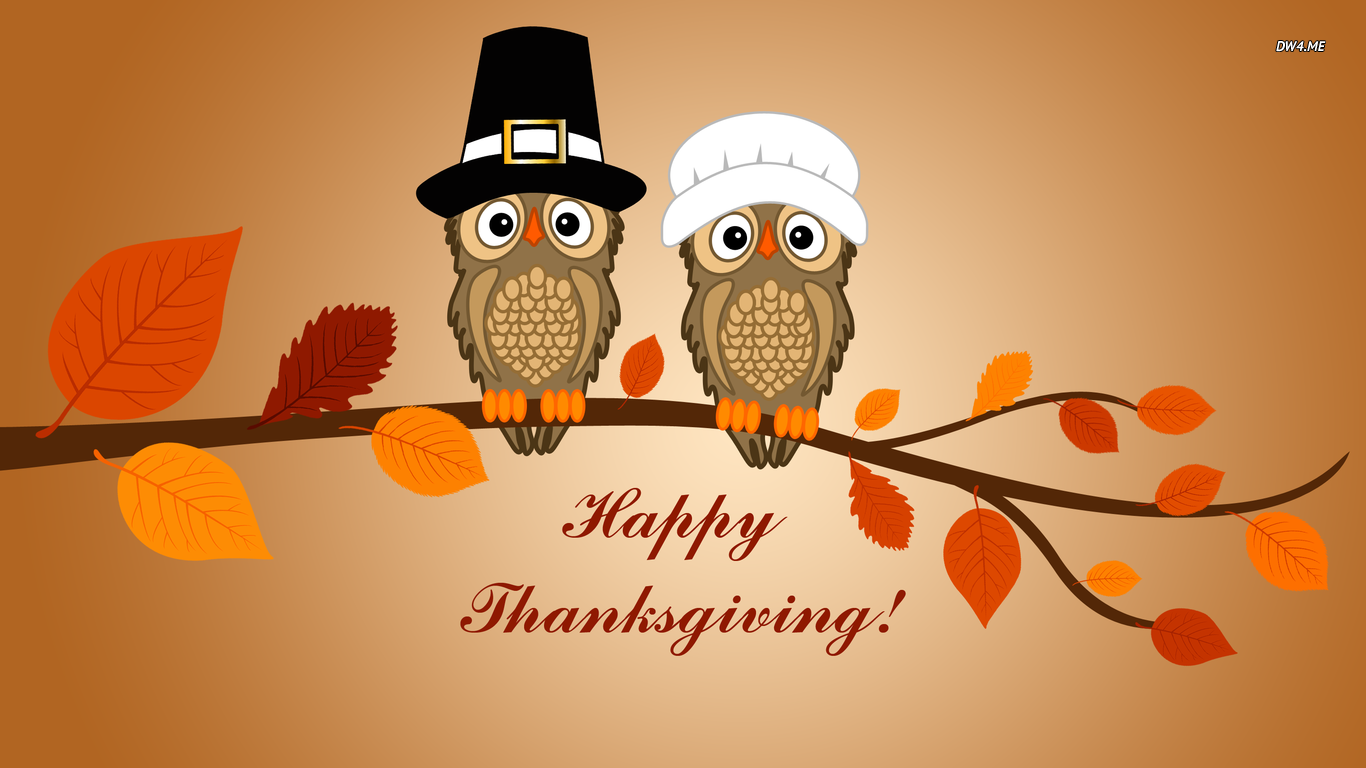 Happy Thanksgiving wallpaper   Holiday wallpapers   1782 1366x768