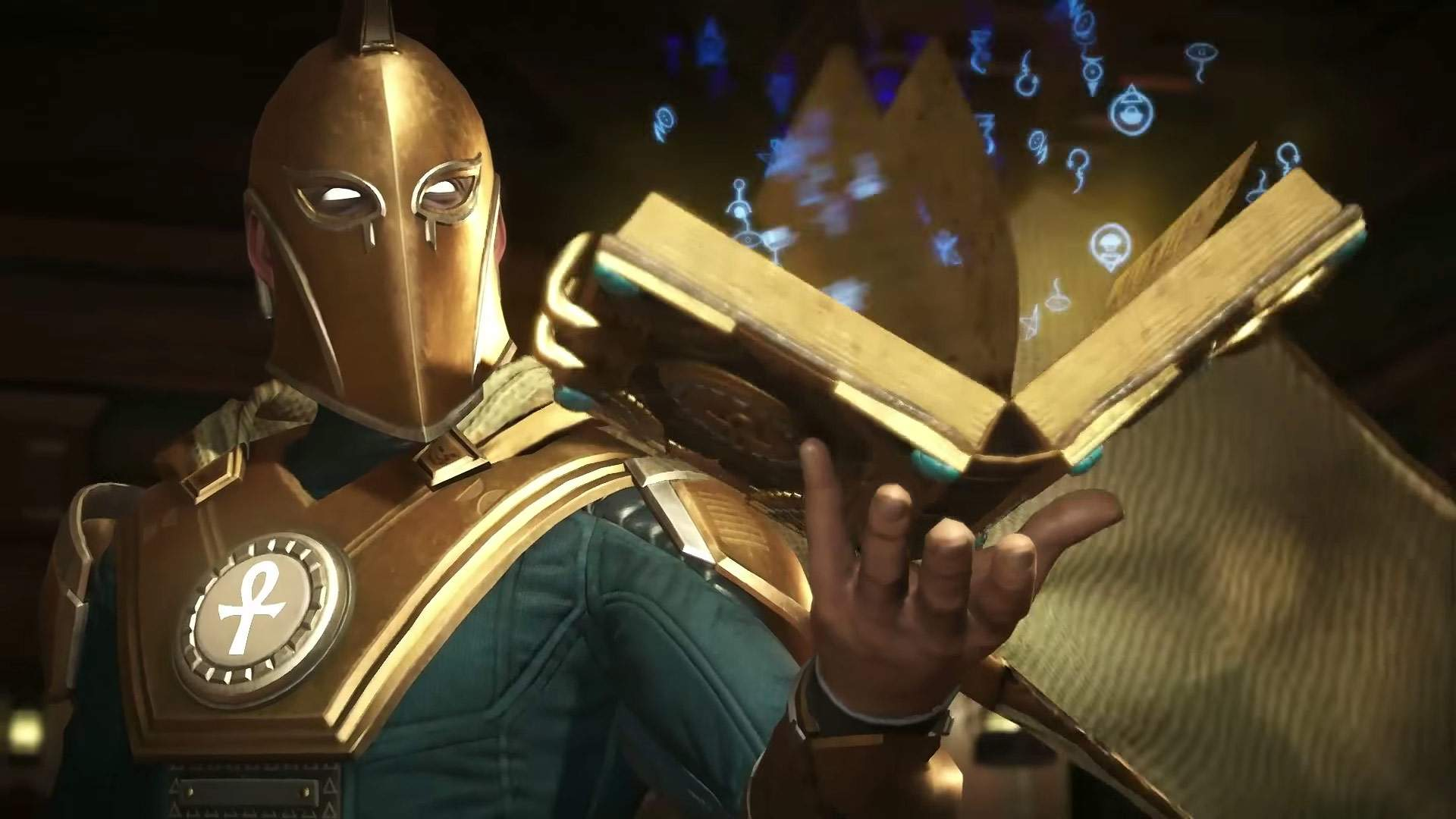 WATCH Doctor Fate Reveal Trailer for Injustice 2 1920x1080