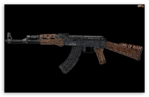 AK   47 HD desktop wallpaper Widescreen High Definition 510x330