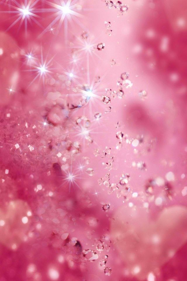 Download Pink Glitter Iphone Wallpaper Scrapbook Elements Etc Misc