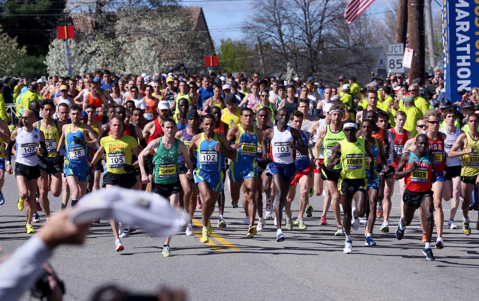 Marathon Running Wallpaper running desktop backgrounds Desktop 1600x1007