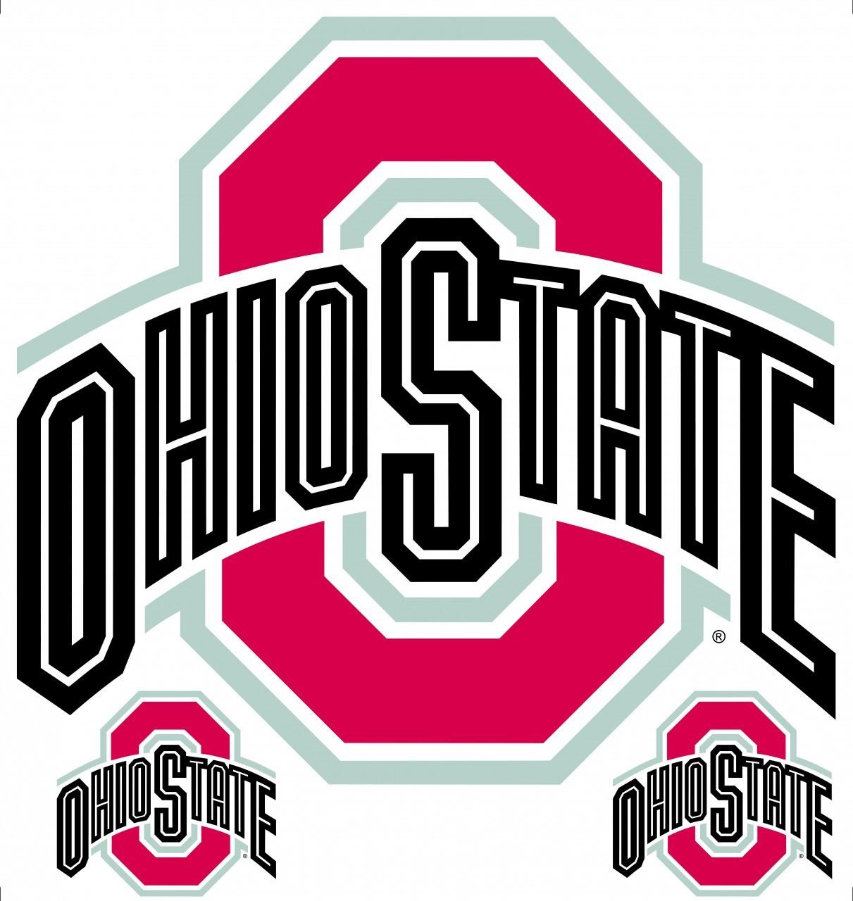 Ohio State Buckeye Licensed Wall Decal