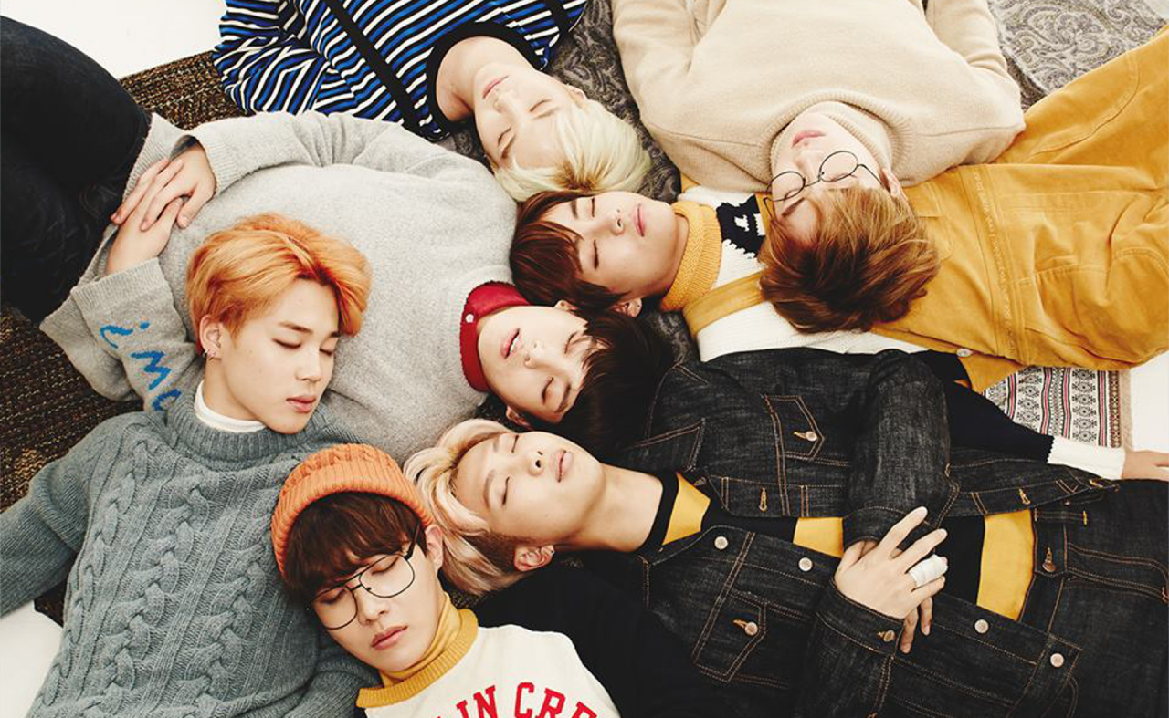 [49+] BTS Cute Wallpapers On WallpaperSafari