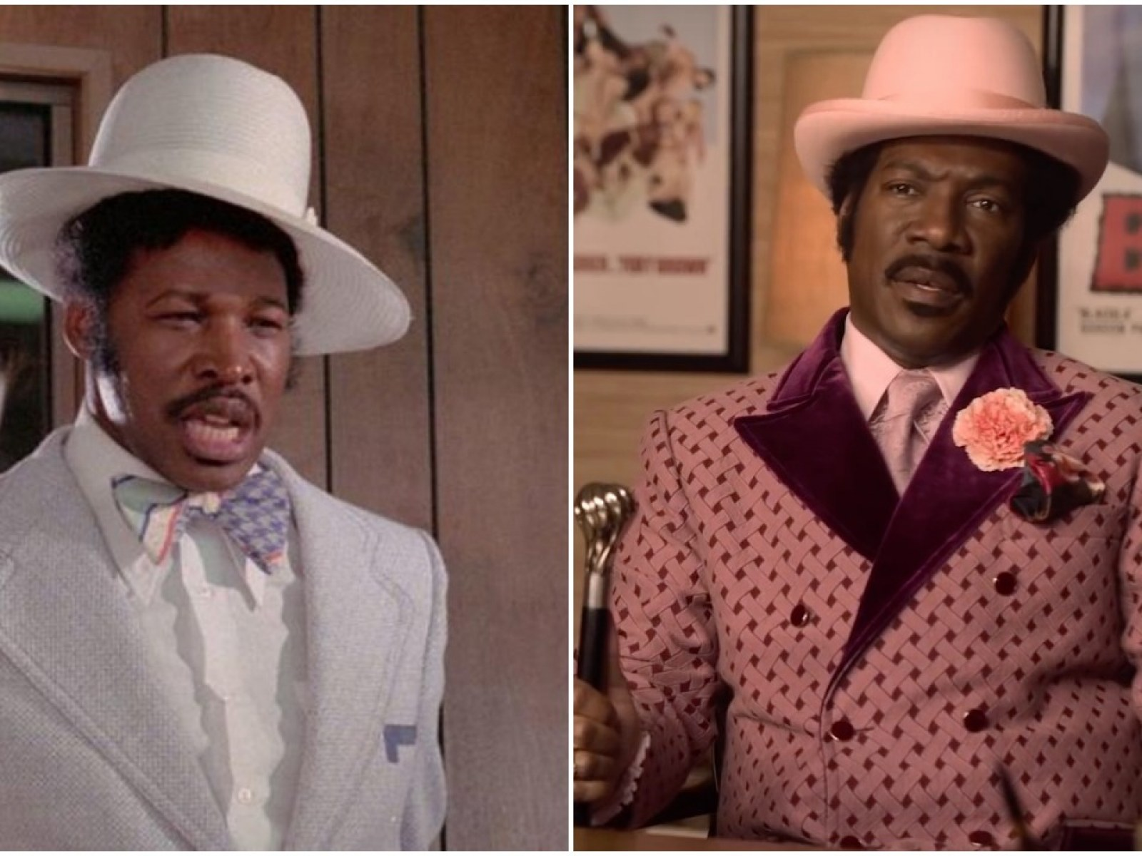 Who Is Rudy Ray Moore In Dolemite Is My Name Eddie Murphy Plays 1600x1200