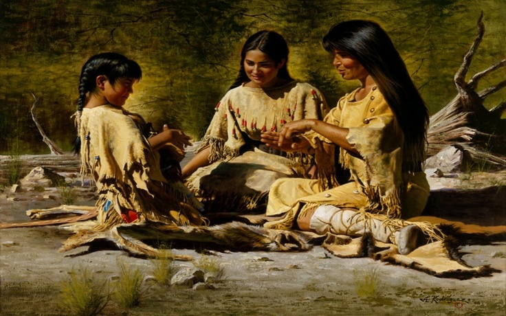 native americans Wallpaper Native American Indians and Wolves Pin 736x460