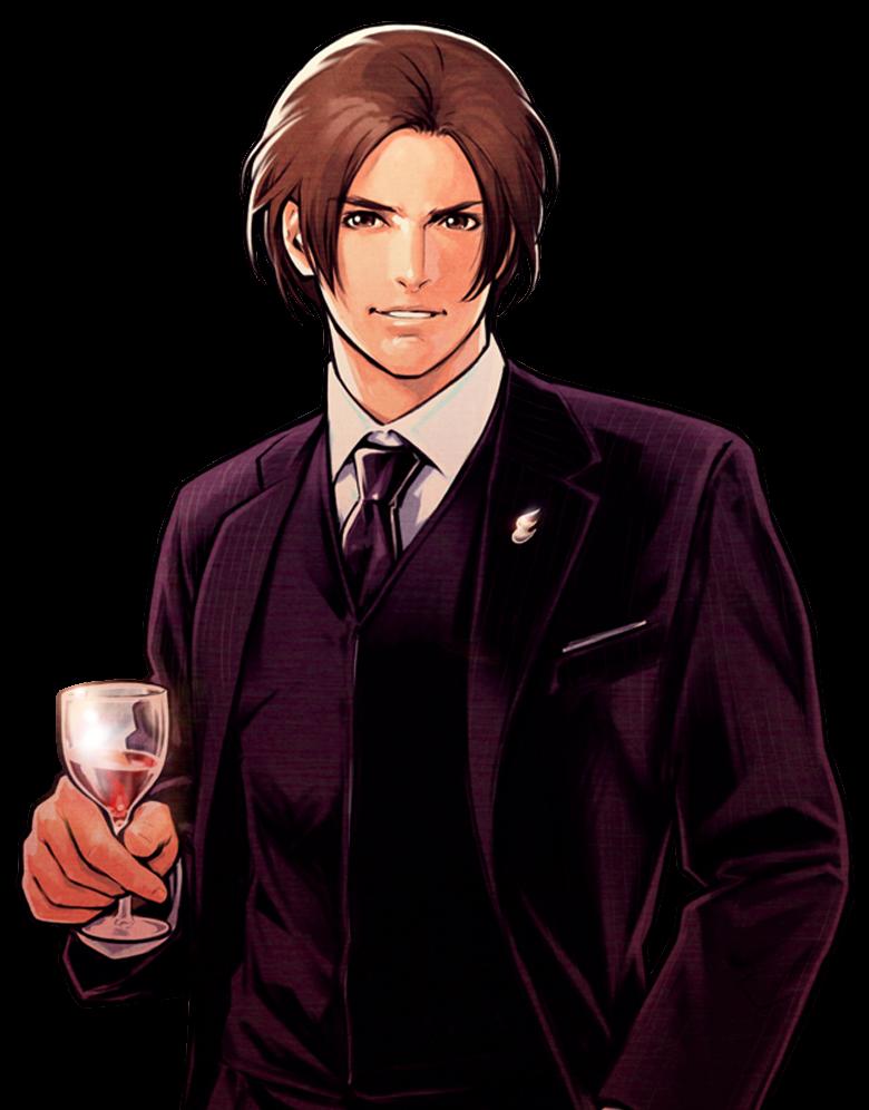 Kyo Kusanagi 98 Suit by topdog4815 780x996