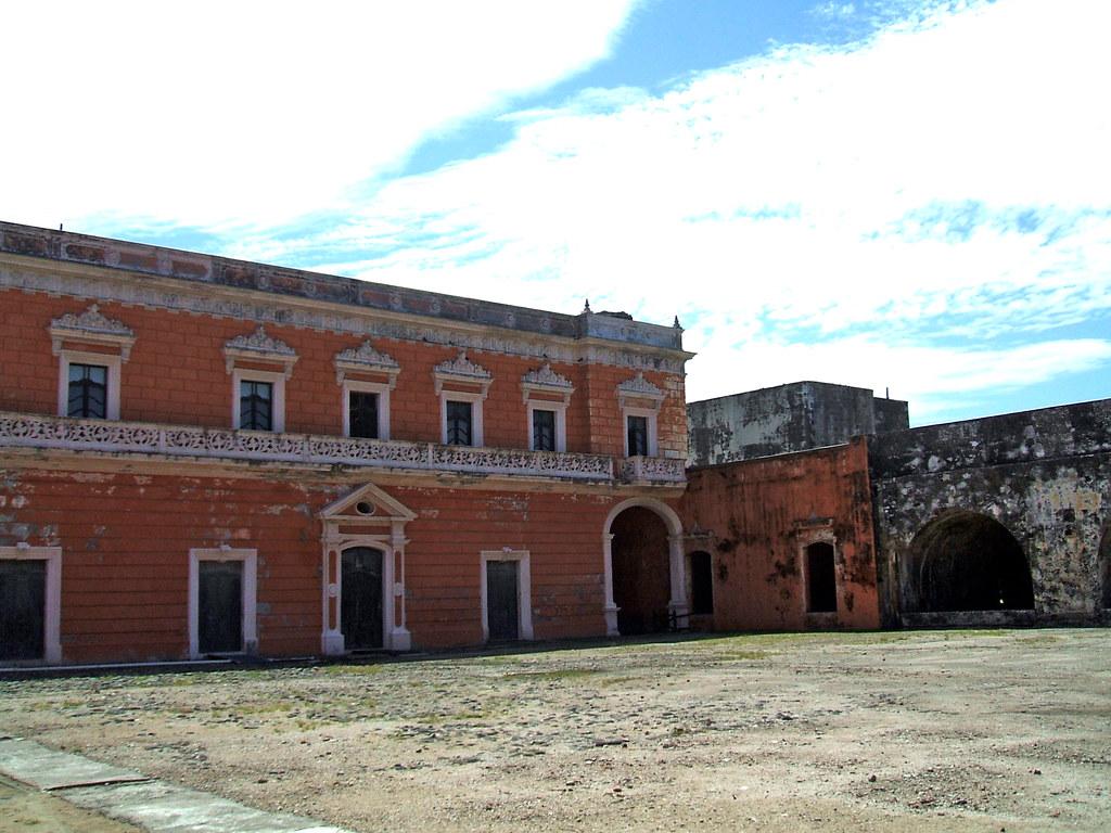 Veracruz Fortaleza de San Juan de Ula Veracruz Mxico Flickr 1024x768
