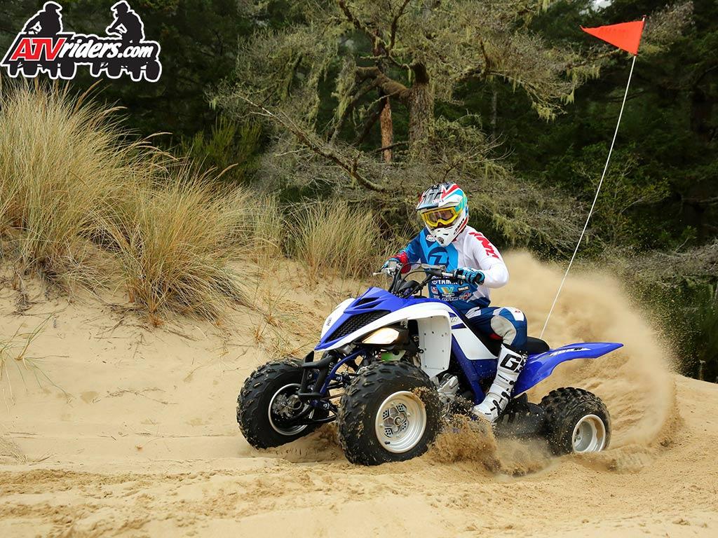 2015 Yamaha Raptor 700R 1024x768