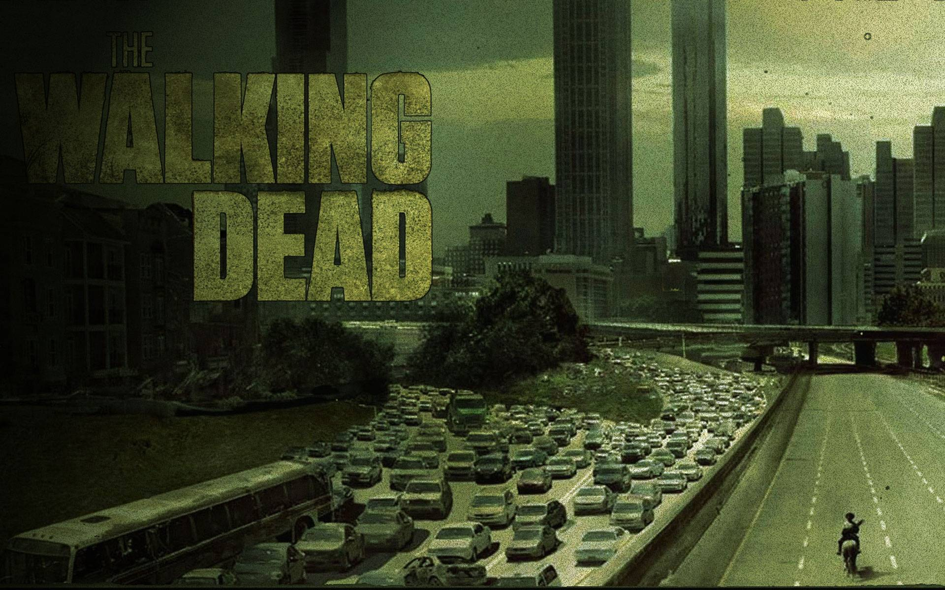 The Walking Dead   The Walking Dead Wallpaper 1920x1200