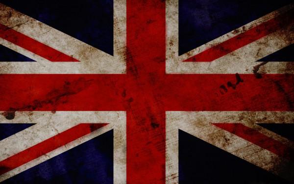 United Kingdom Grunge Flag widescreen wallpaper Wide WallpapersNET 600x375