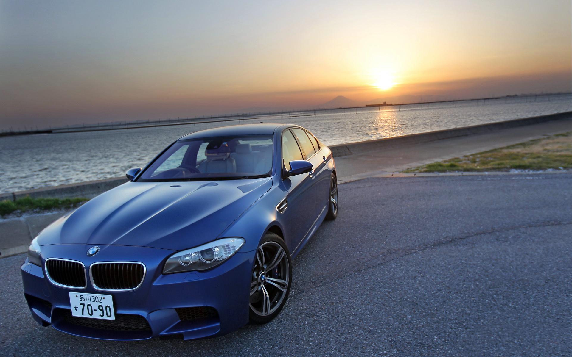 THE BMW M5 Wallpaper HD Car Wallpapers ID 2672 1920x1200