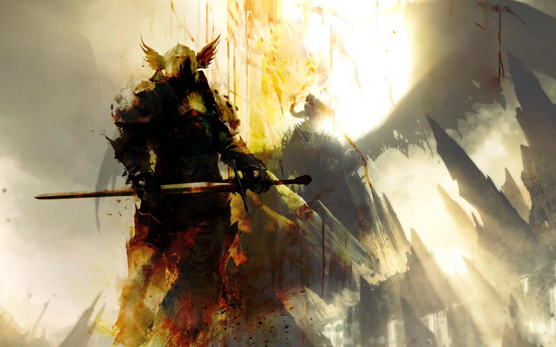 Free Download Guild Wars 2 Wallpapers Hd 455954 1920x1200 For