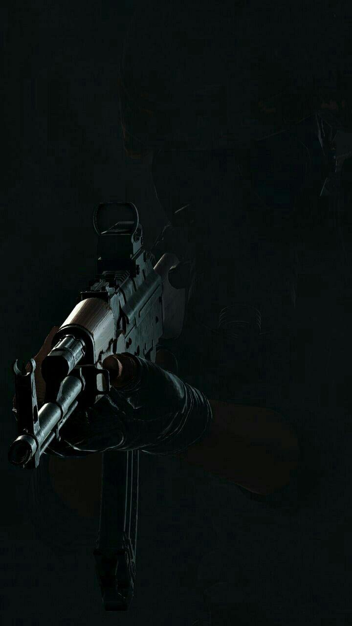 Pin oleh Jesucristo Oficial di Guns Penembak jitu Hitam dan Gambar 720x1280