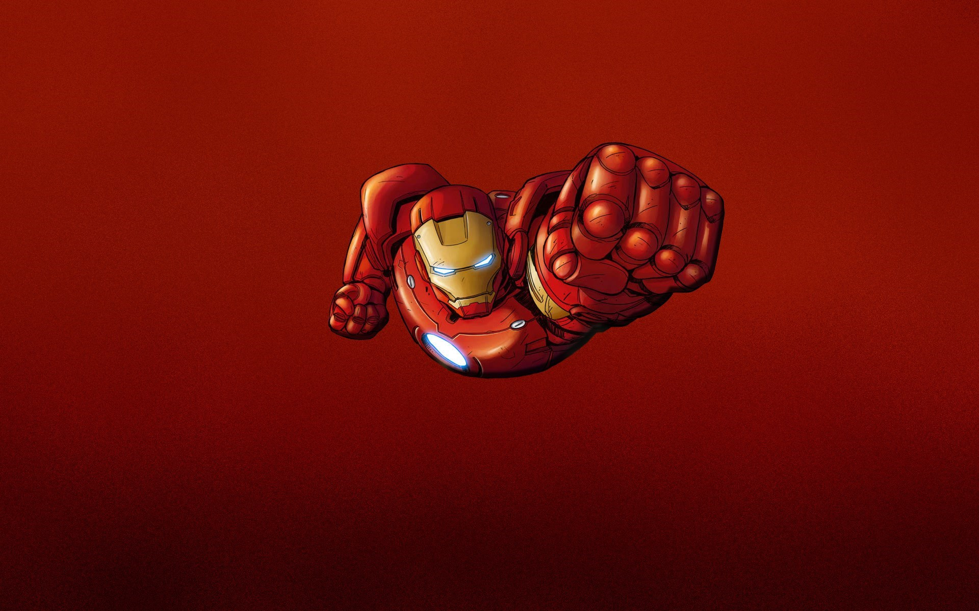 69 Iron Man Wallpapers For Download In HD 1920x1200