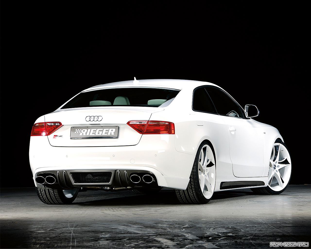Hd Car wallpapers white audi s5 wallpaper 1280x1024