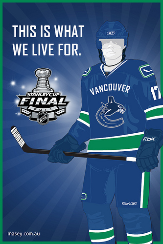 Vancouver Canucks Player iPhone 4 Wallpaper Flickr   Photo Sharing 333x500