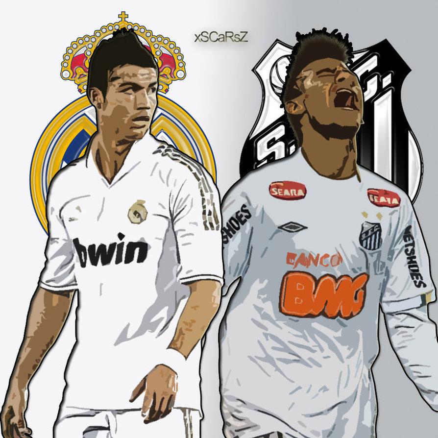 messi 1024x576 Cristiano Ronaldo Vs Lionel Messi Wallpapers 2012 894x894