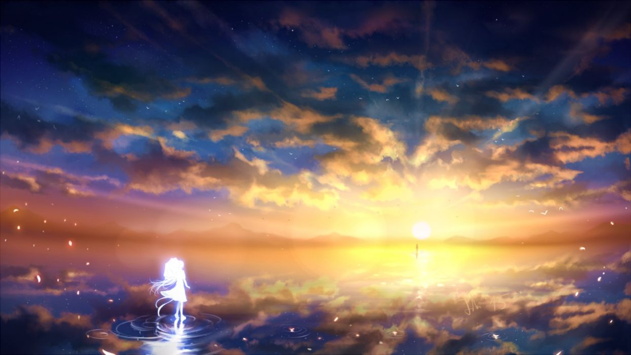 3K Anime Scenery Wallpapers   Top 3K Anime Scenery 1244x700