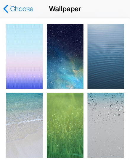Brings Dynamic and Panoramic Wallpapers to the iPhone The iPhone FAQ 439x541