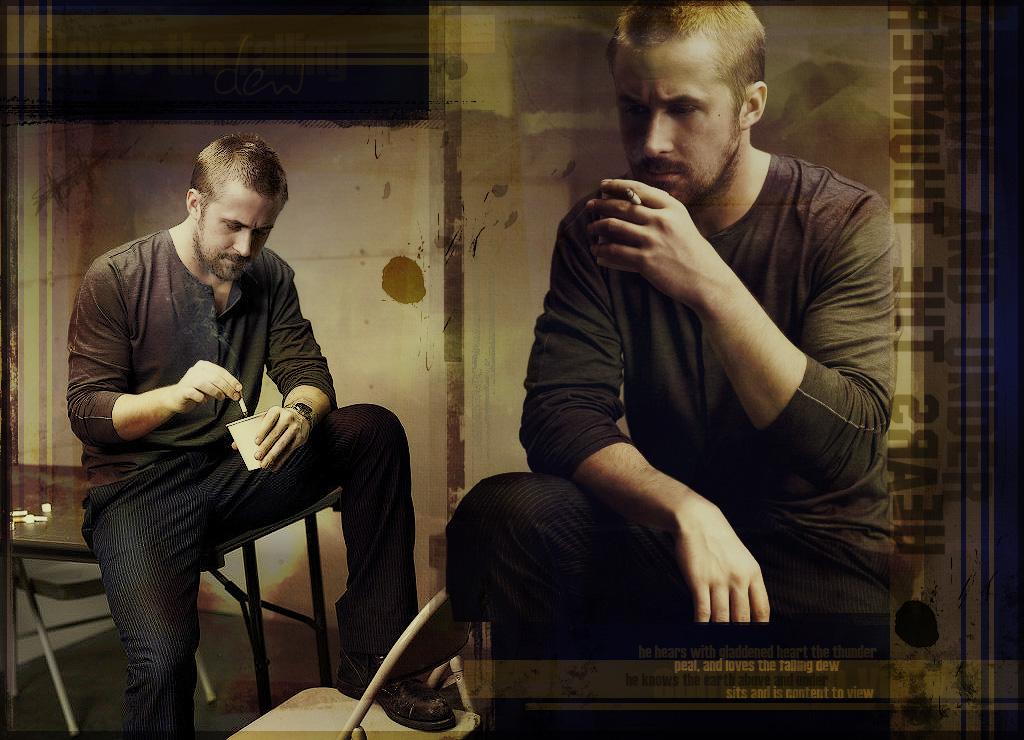 Ryan Gosling Background Saxy Wallpaper 1024x740