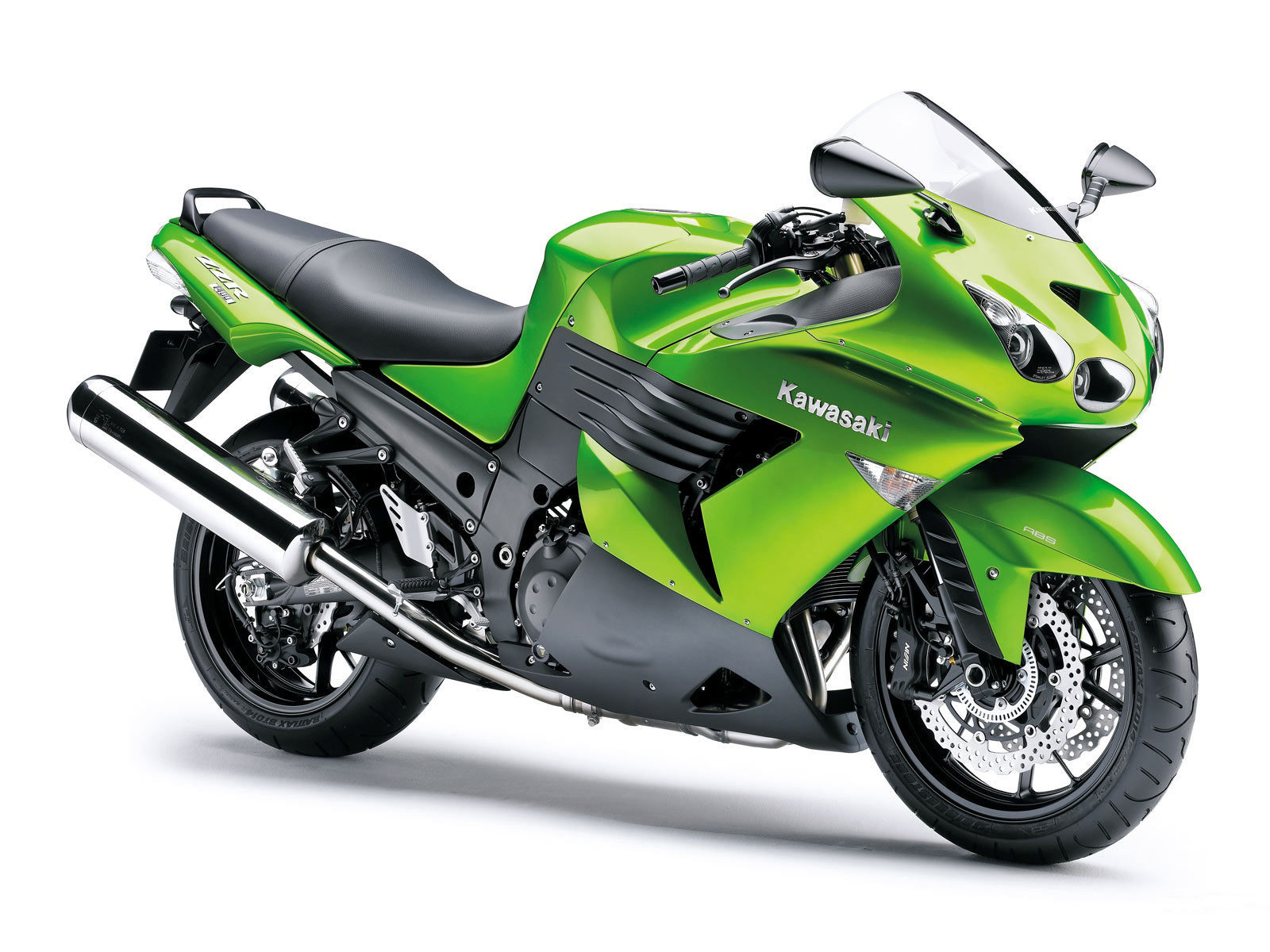 Kawasaki Motorcycle Wallpaper Wallpapersafari