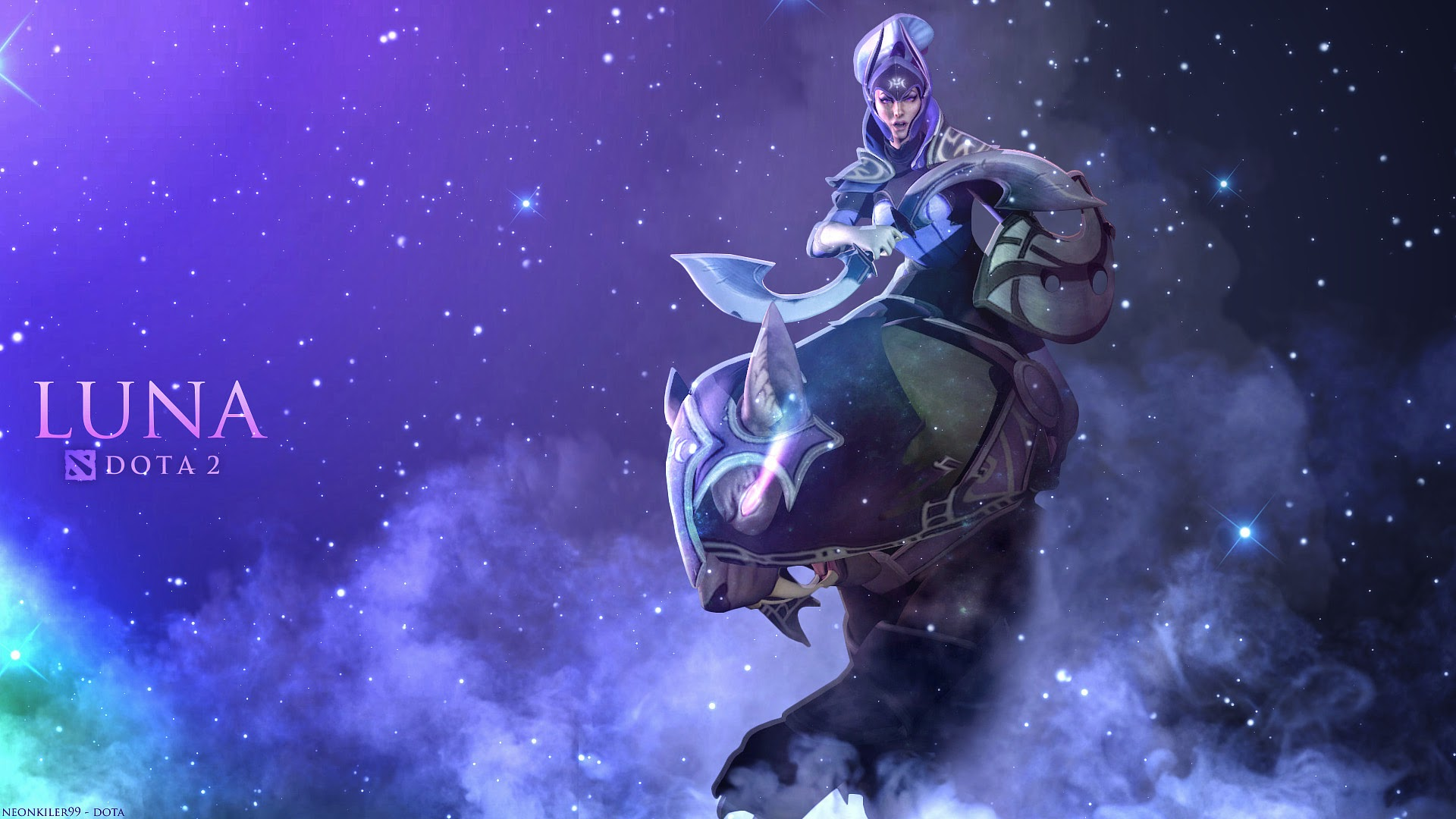 luna moon rider dota 2 hero hd wallpaper deviant art 1920x1080 a388 1920x1080