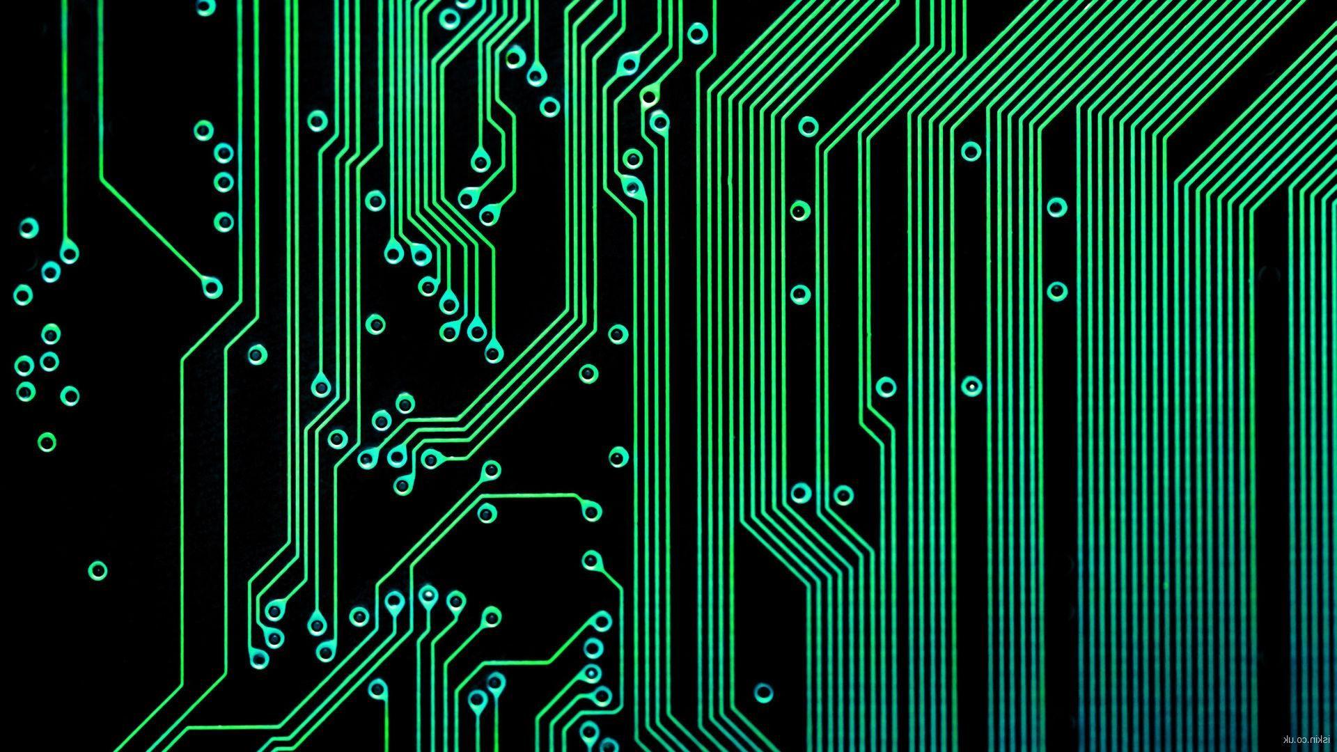 Electronic Circuit wallpaper in 2019 Technology wallpaper 1920x1080