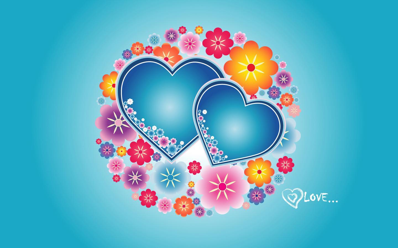 Love Hearts Wallpaper Download   1440x900 iWallHD   Wallpaper HD 1440x900