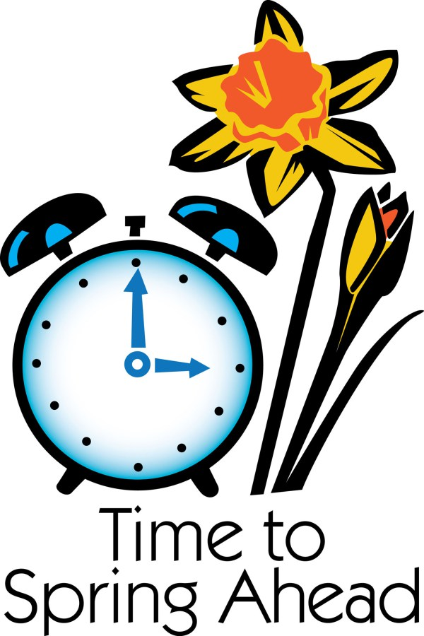 download Daylight Savings Time Begins 2018 Friday March 9 600x900