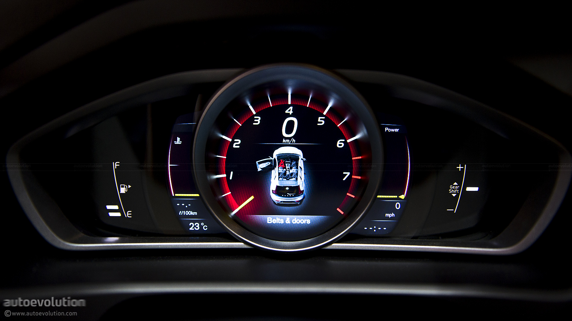 Volvo S40 2013   image 125 1920x1080