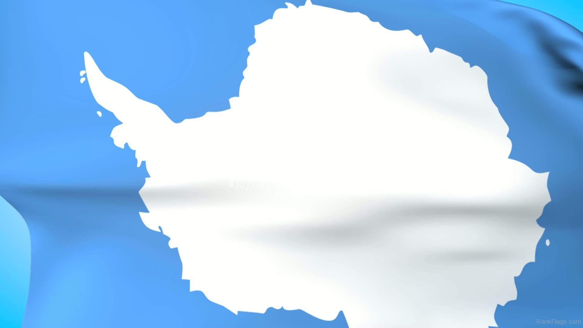 Flag Of Antarctica   New Design New Mission HD Pictures Here 1920x1080
