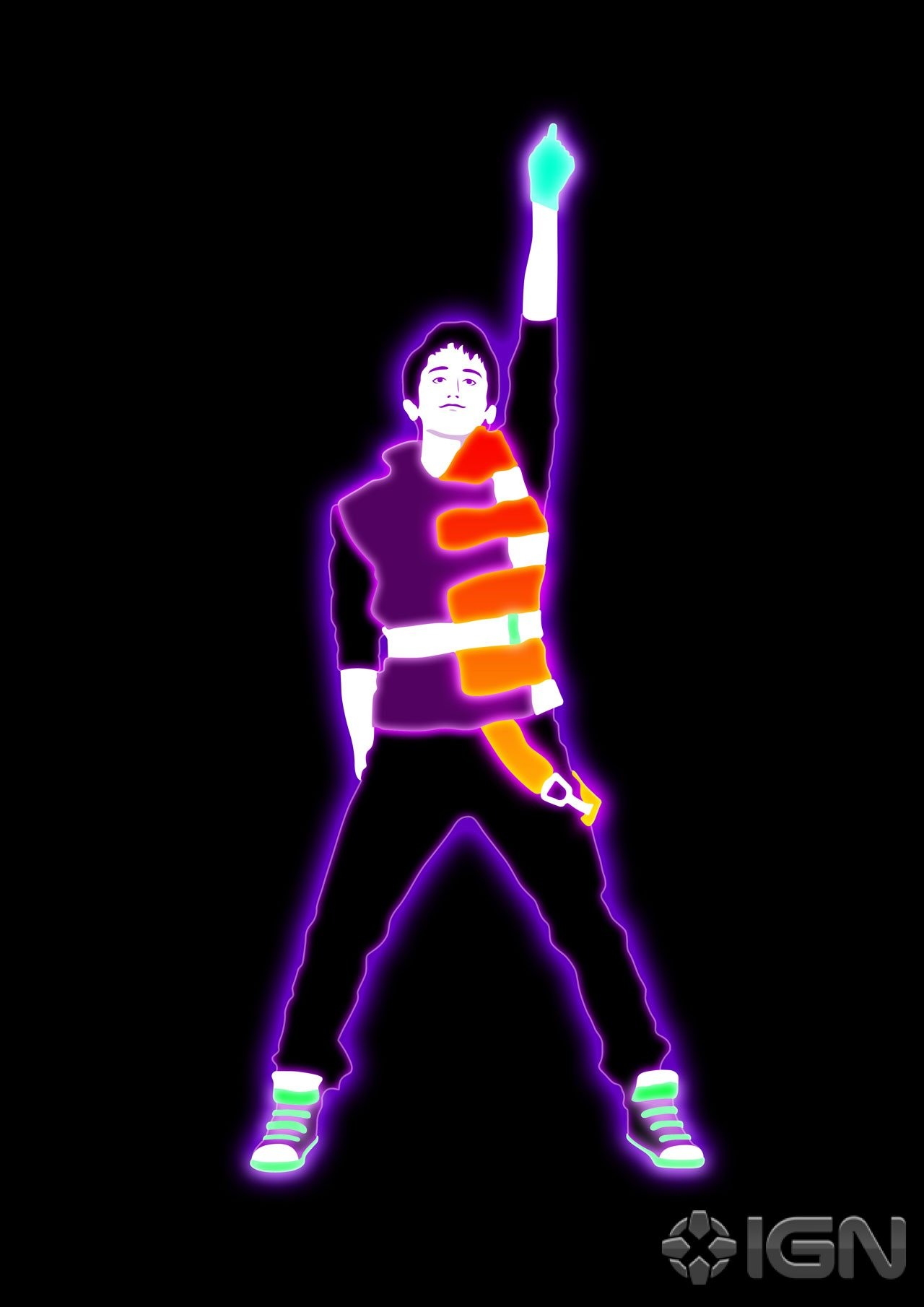 Just Dance 3 Screenshots Pictures Wallpapers   Wii   IGN 1280x1810