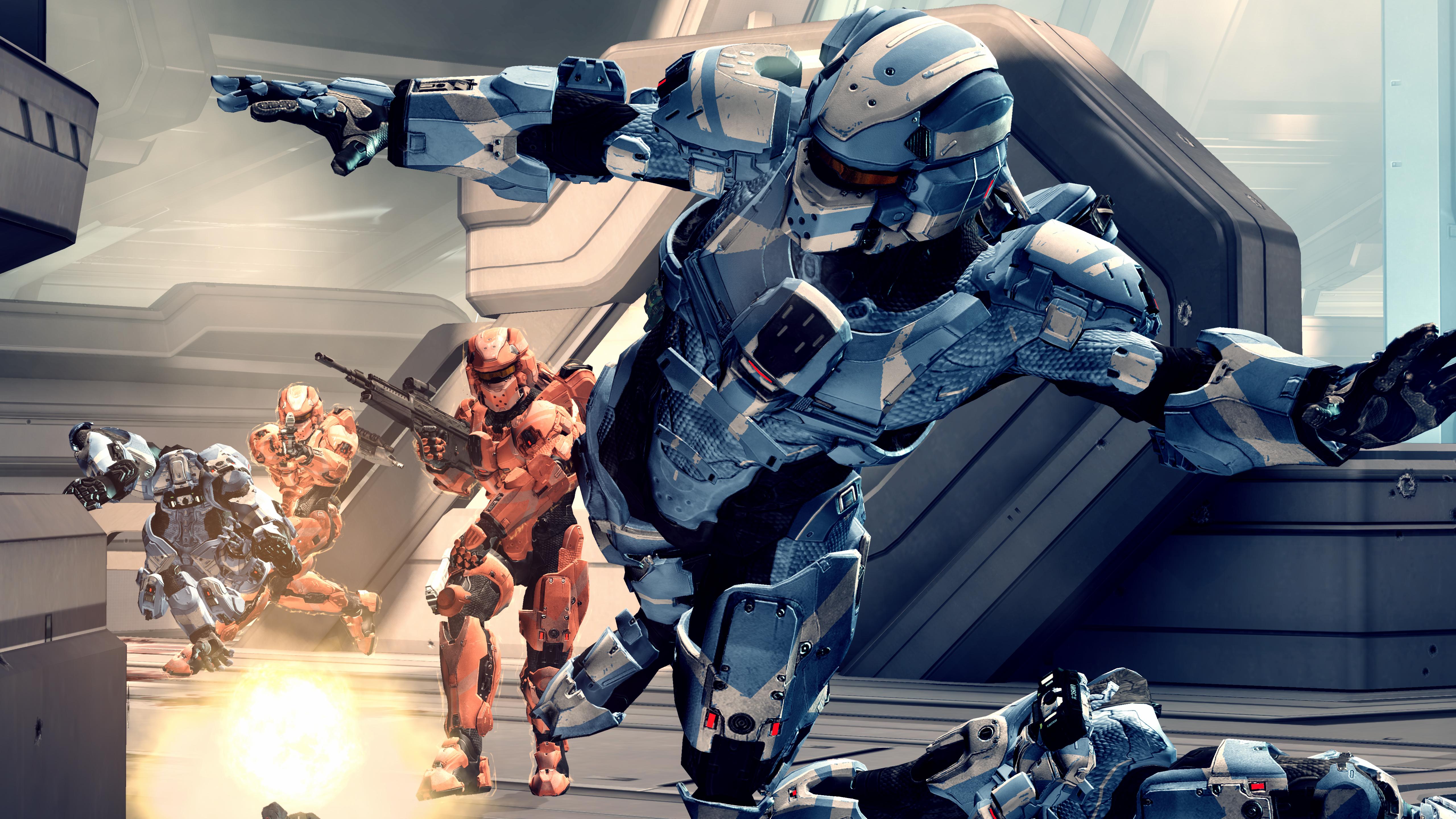 Multiplayer Halo Alpha FANDOM powered by Wikia 5120x2880