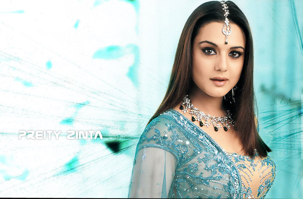 Download HD Wallpapers of Preity Zinta Download HD 1024x675
