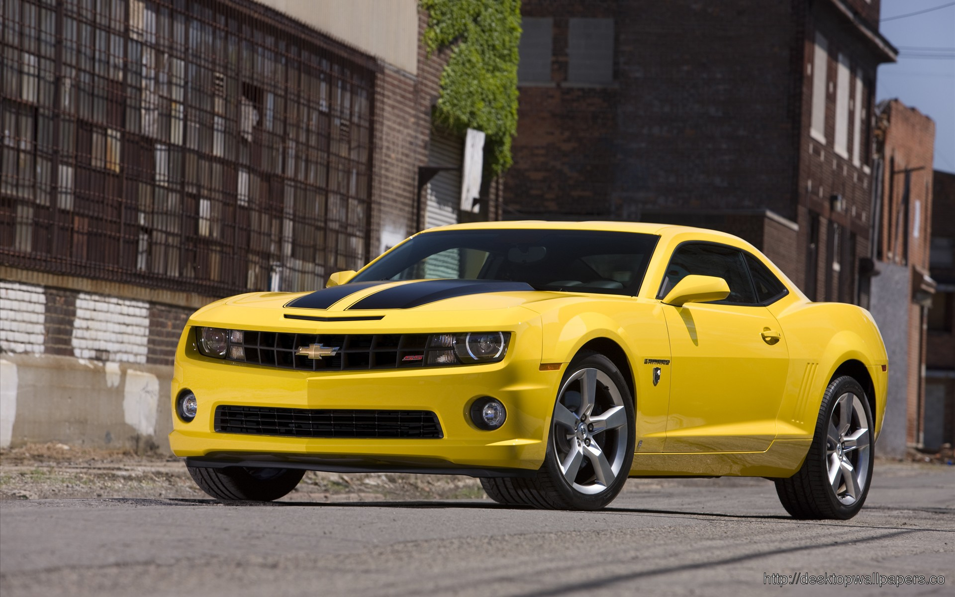 Chevrolet Camaro Trasformers WallpaperDesktop Wallpapers Download 1920x1200
