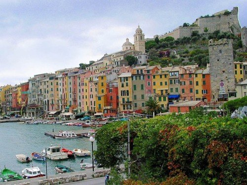 italian riviera screensaver screensavers download portovenere italian 500x375