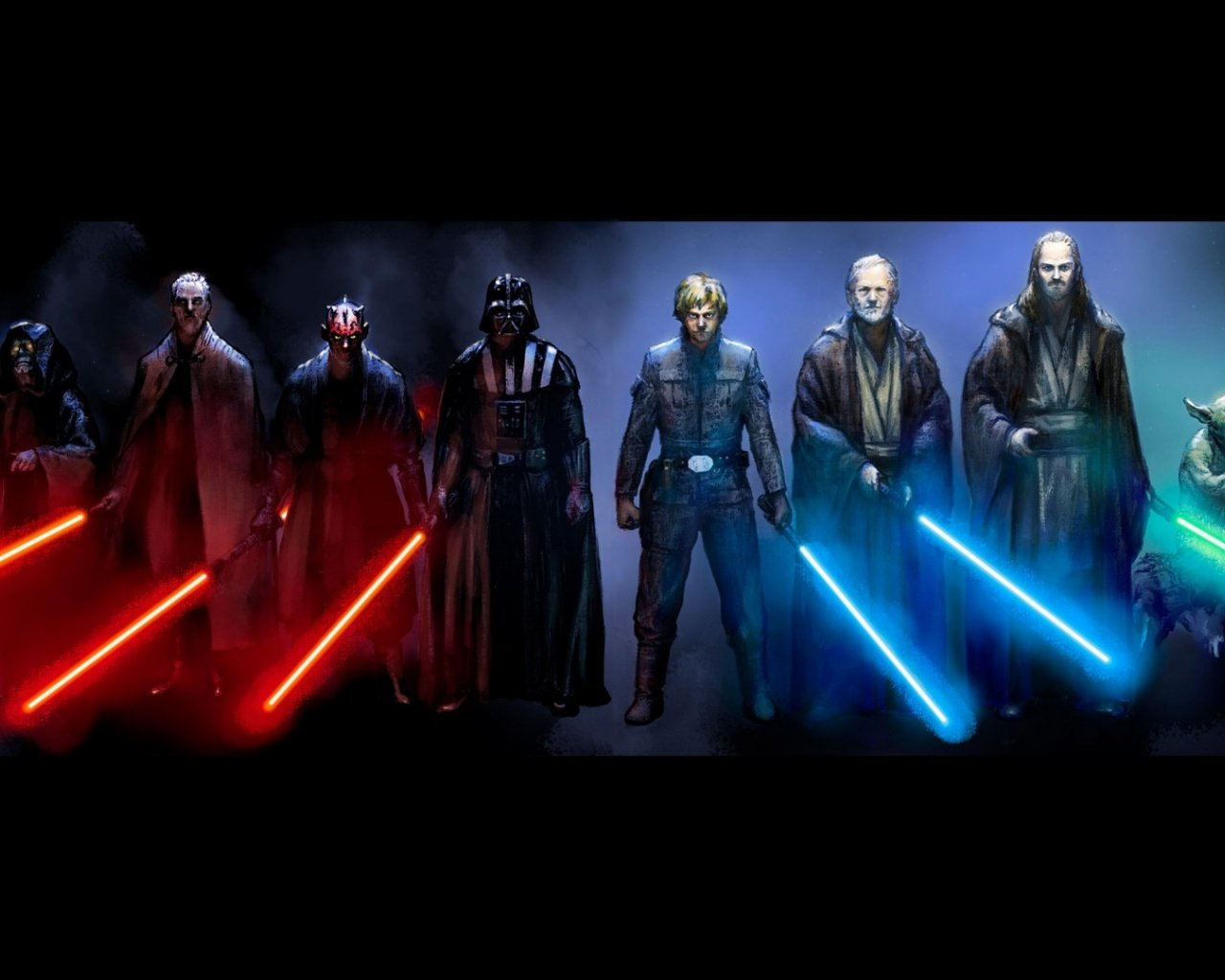 Back Gallery For star wars wallpapers and screensavers 1280x1024