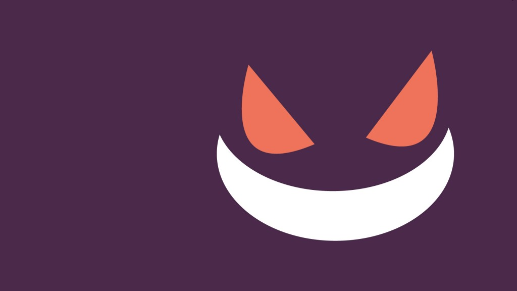 Pokemon Kanto Wallpapers gengar Full HD Wallpapers 1024x576